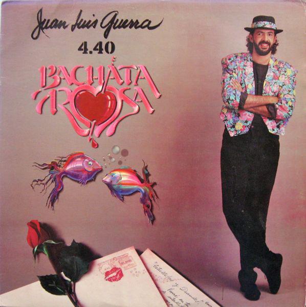 Bachata Rosa álbum
