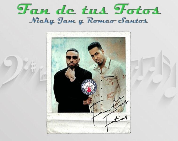 Fan de tus fotos Nicky Jamy Romeo Santos
