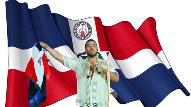 Romeo Santos es dominicano de pura cepa