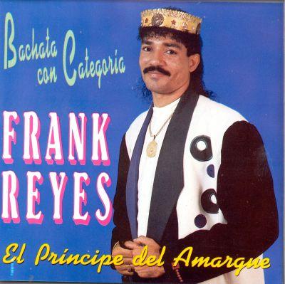 Frank Reyes Bachata con categoría