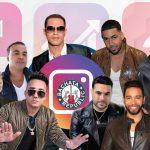 Bachateros más populares en Instagram