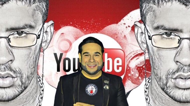 El Chaval superó a Bad Bunny, El Alfa, Rochy RD y otros más en Youtube RD