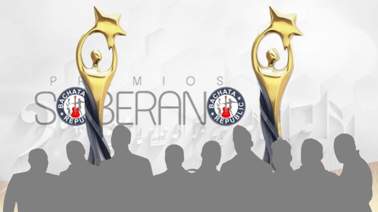 Ganadores del premio Bachatero del Año