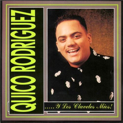Portada del álbum Kiko Rodríguez y Los Claveles Míos, primer disco de Kiko Rodríguez