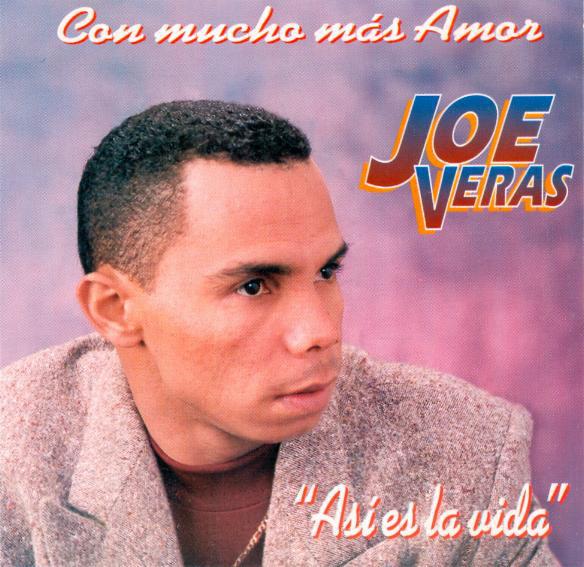 Joe Veras con mucho más amor