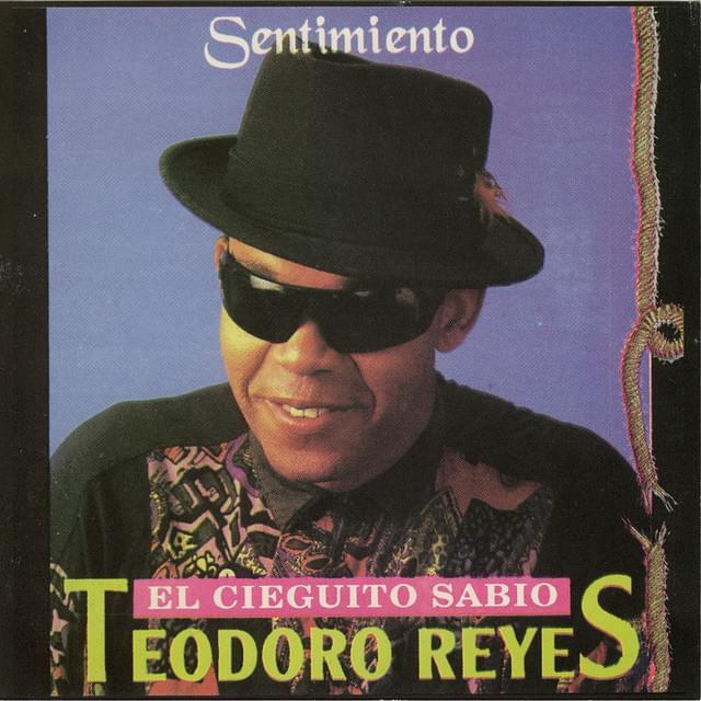 Portada del álbum Sentimiento (1994) de Teodoro Reyes